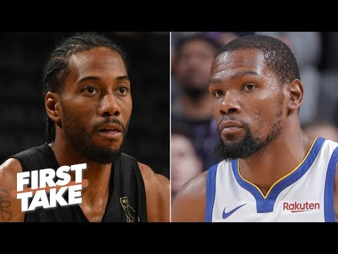 DJ Slab 1 - I want full credit for Kawhi if he shuts down Kevin Durant in Game 5