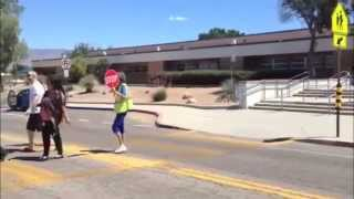 AAA Crossing Guard of the Year