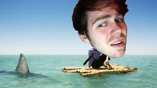 STRANDED AT SEA | Raft #1