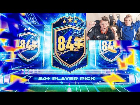 ON OUVRE DES PACKS CHOIX JOUEURS 84+ TOTS & PACK PRIME ICONE 92+ ! FIFA 21 Pack Opening
