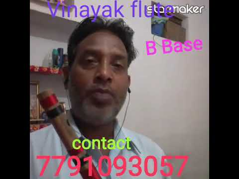 B Base flute best quality in very low price|Vinayak flute|