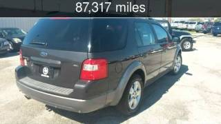 2007 Ford Freestyle SEL Used Cars - Terrell,Texas - 2014-04-08