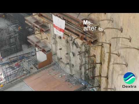 Tunneling Doha Metro - ASTEC Soft Eye + hybrid ASTEC Active Anchors combination