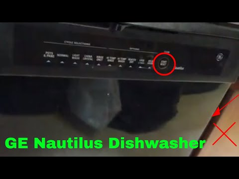 ✅  How To Use GE Nautilus Dishwasher Review