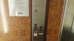 Nice 1977 KONE (Mod. KONE 1999) Traction Elevator at Grand Hotel Lahti, Hämeenkatu 4, Lahti, Finland