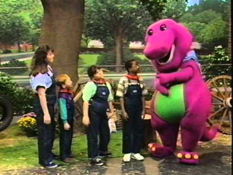 Barney & Friends: Down on Barneys Farm Season 1, Episode 10