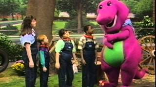 Barney & Friends: Down on Barney