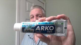 Review - Arko Shaving Cream