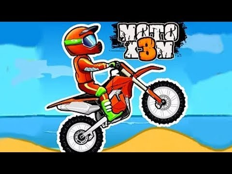 Moto X3m Bike Racing Game #Dirt MotorCycle Race Game #Bike Games 3D - Bike Games To Play