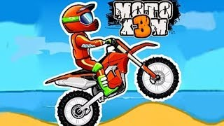 Moto X3m Bike Racing Game #Dirt MotorCycle Race Game #Bike Games 3D - Bike Games To Play