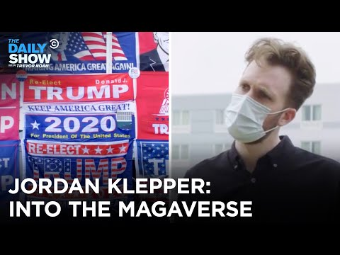 Jordan Klepper Fingers The Pulse - Into The MAGAverse: Full Special | The Daily Show