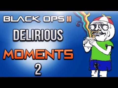 Black Ops 2 Delirious Moments ep.2 (Killcams, Random Clips, Trolling)