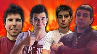 TORNEO YOUTUBER!! - Willyrex Y sTaXx vs Vegetta Y Alexby | Rocket League