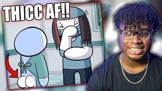 THICC MUSIC VIDEO! | TheOdd1sOut: Life is Fun - Ft. Boyinaband (Official Music Video) Reaction!