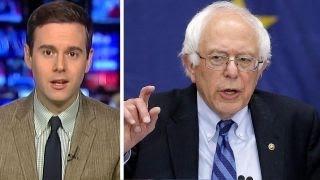 Guy Benson slams Bernie Sanders