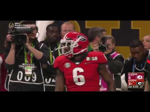CFP National Championship, 2018 (in under 43 minutes) - Alabama Radio