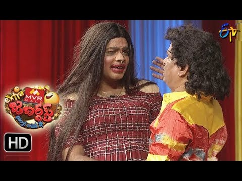 Sudigaali Sudheer Performance | Extra Jabardasth| 20th October 2017| ETV  Telugu