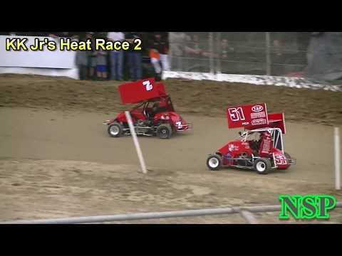 July 19, 2018 Kasey Kahne Jr's Heat Races 1 & 2 Deming Speedway