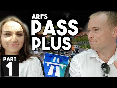 The Pass Plus Driving Course  - Part 1/6