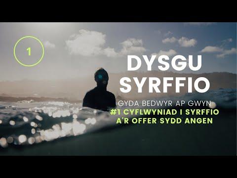Cyflwyniad i Syrffio