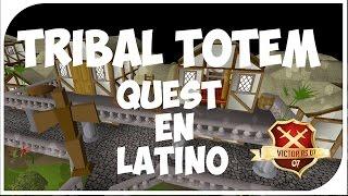 OSRS07   Guia de Quest en Español   Tribal Totem