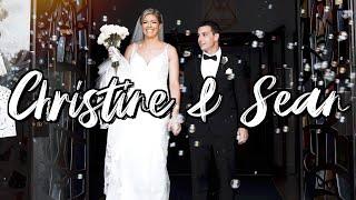 Christine & Sean // July 17, 2020