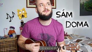 POKÁČ - SÁM DOMA (ukulele minisong)