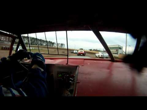 North Central Speedway Vintage Racers Full Body Feature Race 7/11/2015