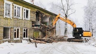 В ближайшее время с карты Покачей исчезнут пять домов