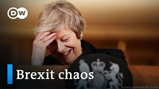 Brexit: May's draft deal cabinet chaos, or who is Stephen Barclay? | DW News thumbnail