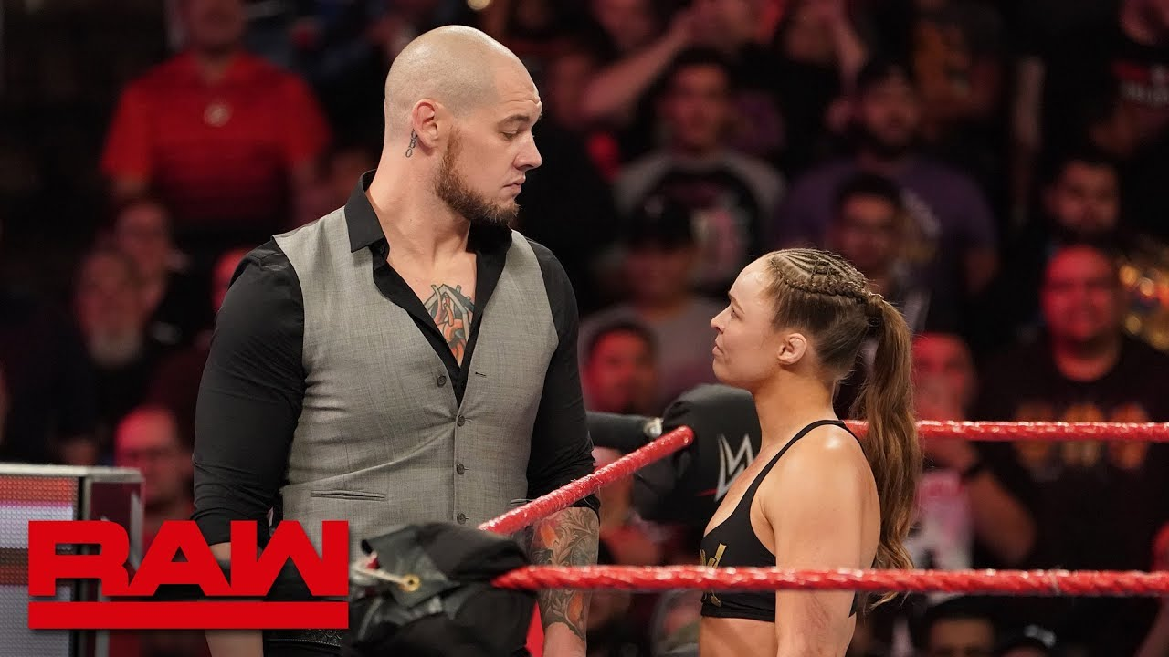 Ronda Rousey demands a challenger: Raw, Nov. 19, 2018