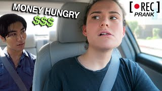 HIDDEN CAMERA UBER PRANK 24 | AYYDUBS