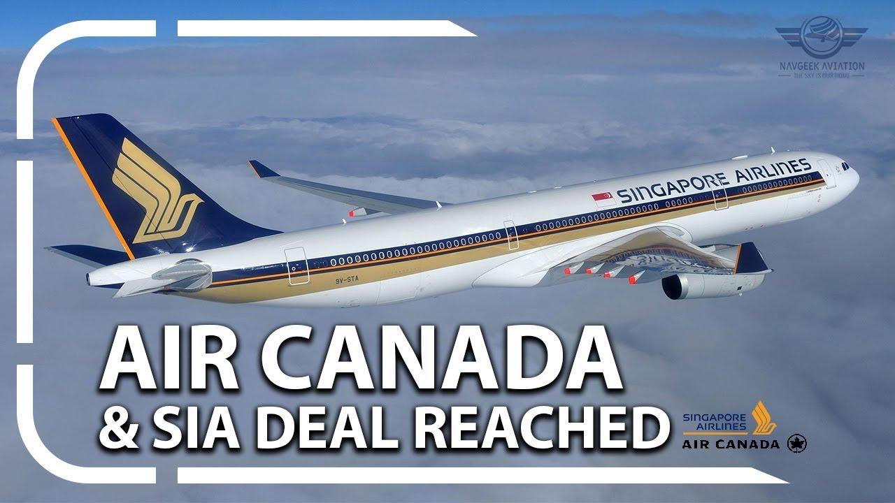 Air Canada 767 Retirement - SIA A330 Deal Secured!