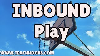 Basketball Inbound Plays ( Out of Bounds Plays)