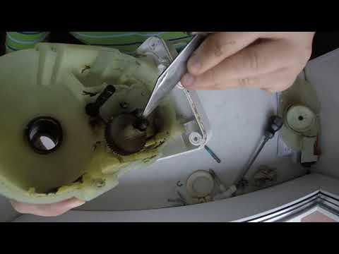 Ремонт электромясорубки Белвар Помощница КЭМ-36 Шумит при включении