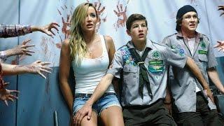 скауты против зомби (2015) трейлер