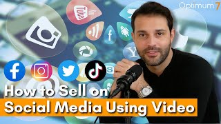 Start Using Video Today! – How to Sell eCommerce Products on Facebook and Social Media Using Video