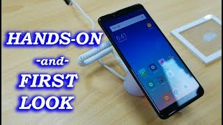 Redmi Note 5 Pro in Pakistan! Hands On & First Impressions!