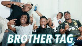 BROTHER TAG - EDWARD SAD
