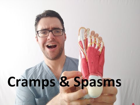 STOP Foot & Leg Cramps while Sleeping at Night: HOME Remedy & Cure!