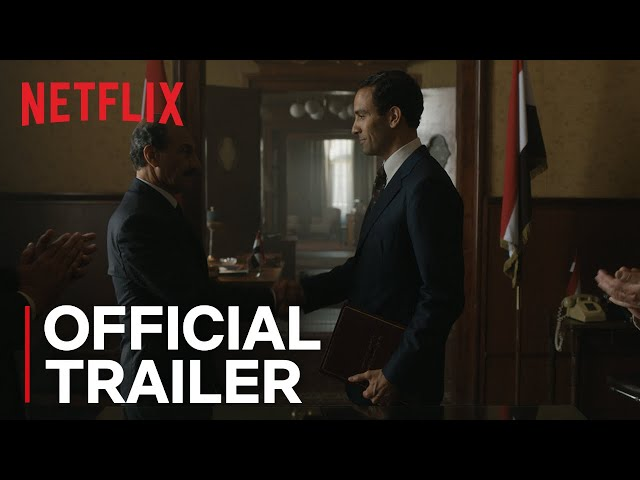 The Angel | Official Trailer | Netflix