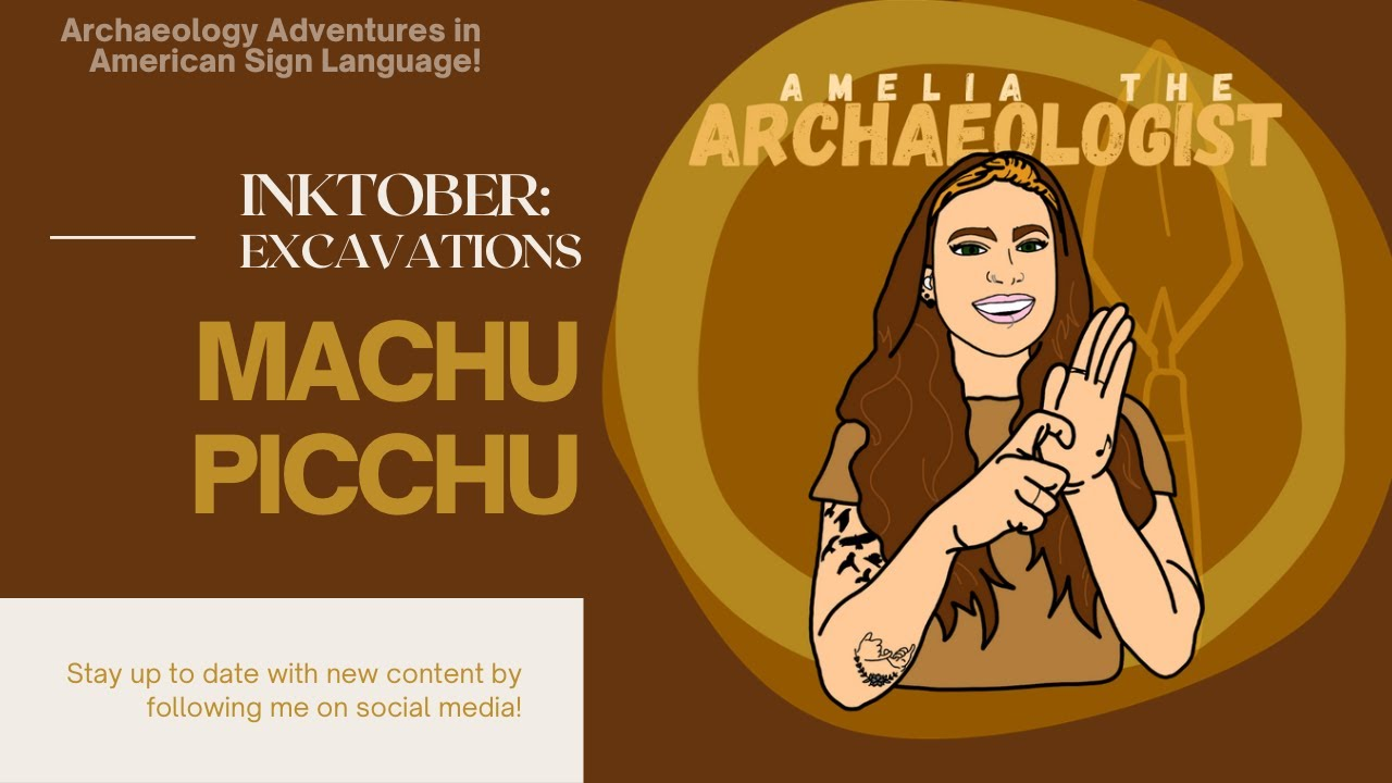 ARCHAEOLOGY FUN FACTS: EXCAVATED MACHU PICCHU!