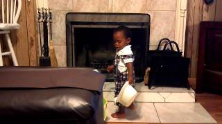 Potty Time- the beginning of potty training
