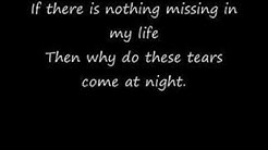 Britney Spears - Lucky (With Lyrics)