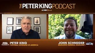Seahawks GM John Schneider breaks down the Jamal Adams trade   Peter King Podcast   NBC Sports