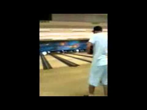 16 Year Old Bowling