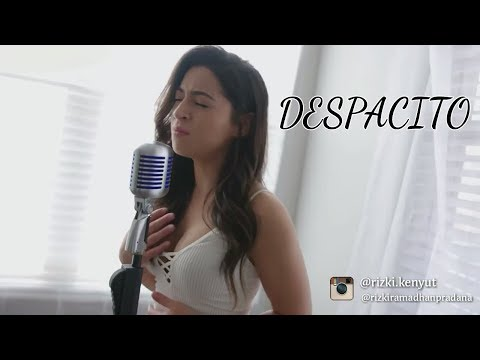 Despacito- Luis Fonsi   Daddy Yankee ft. Justin Bieber- Cover Talia Martinez [Full HD]