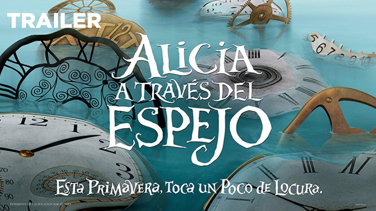 ALICIA A TRAVÉS DEL ESPEJO - Trailer Español - YouTube