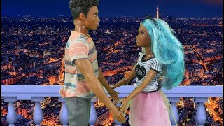 Rodzinka Barbie - Iza w Top Model (Wyniki) Bajka po polsku the Sims 4 odc.29
