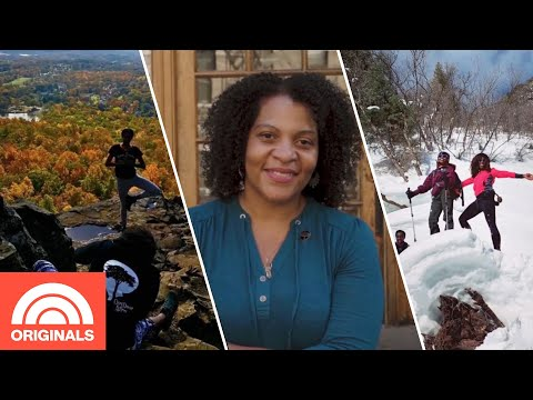 How This Hiker Encourages The Black Community To Reclaim Nature | TODAY